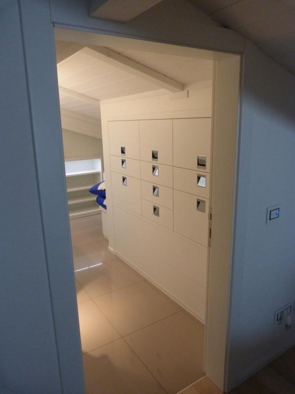 Cabina armadio laccata 2