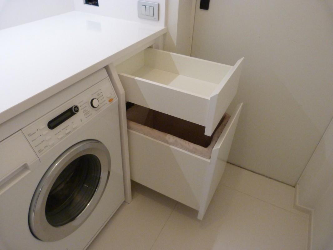 Bagno lavanderia 10 er ma da mobilificio progetta e costruisce i tuoi mobili - Bagno lavanderia ...