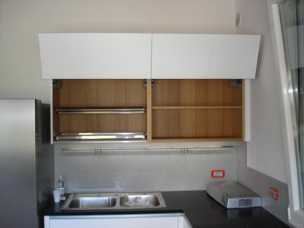21 Cucina moderna liscia