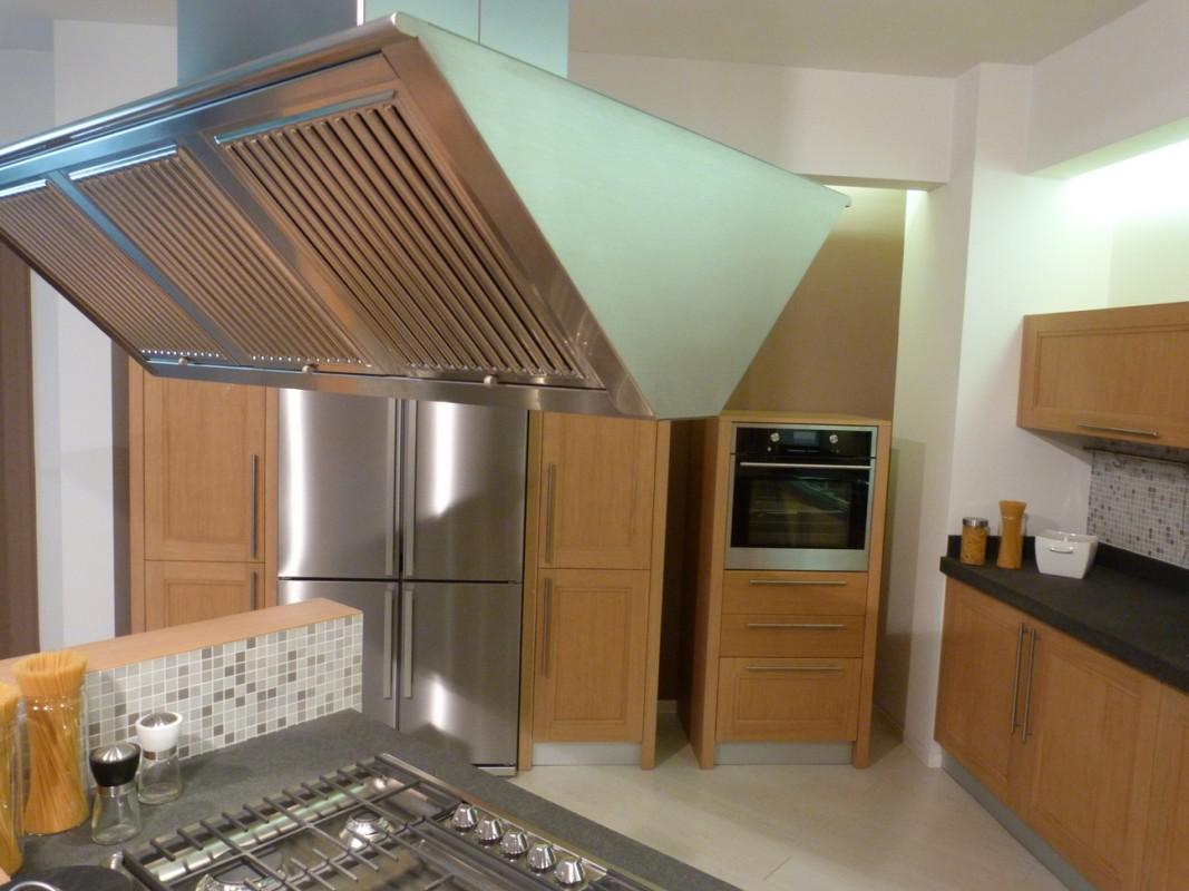 11 cucina rovere naturale er ma da mobilificio - Mobili in rovere naturale ...