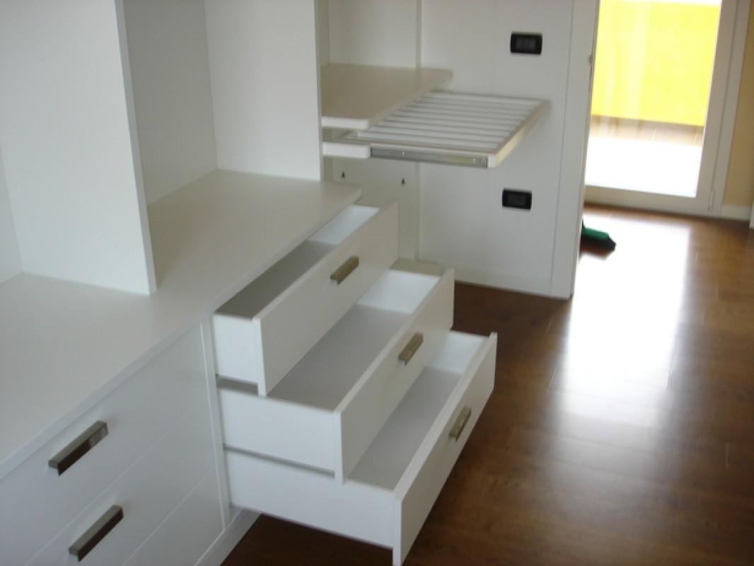 Cabina armadio laccata 3