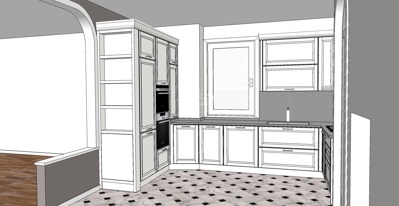 cucina 14 er ma da mobilificio progetta e On progetta i tuoi mobili