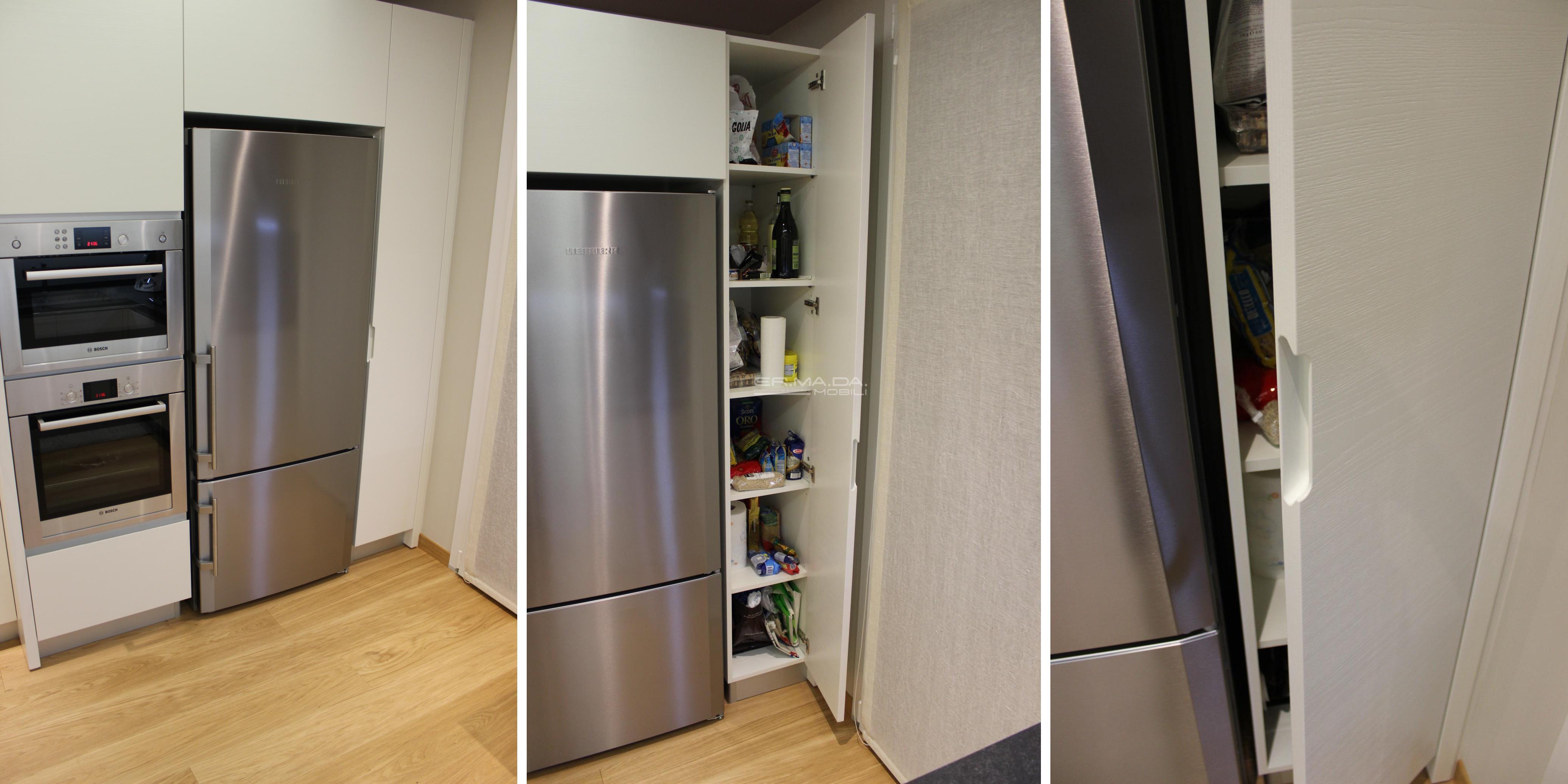 17 Cucina moderna laccata bianco spazzolato - ER. MA. DA ...