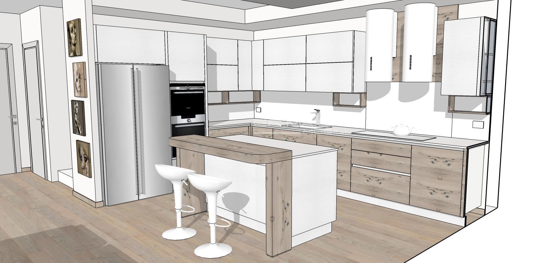 Cucina 16 er ma da mobilificio progetta e for Progetta i tuoi mobili online