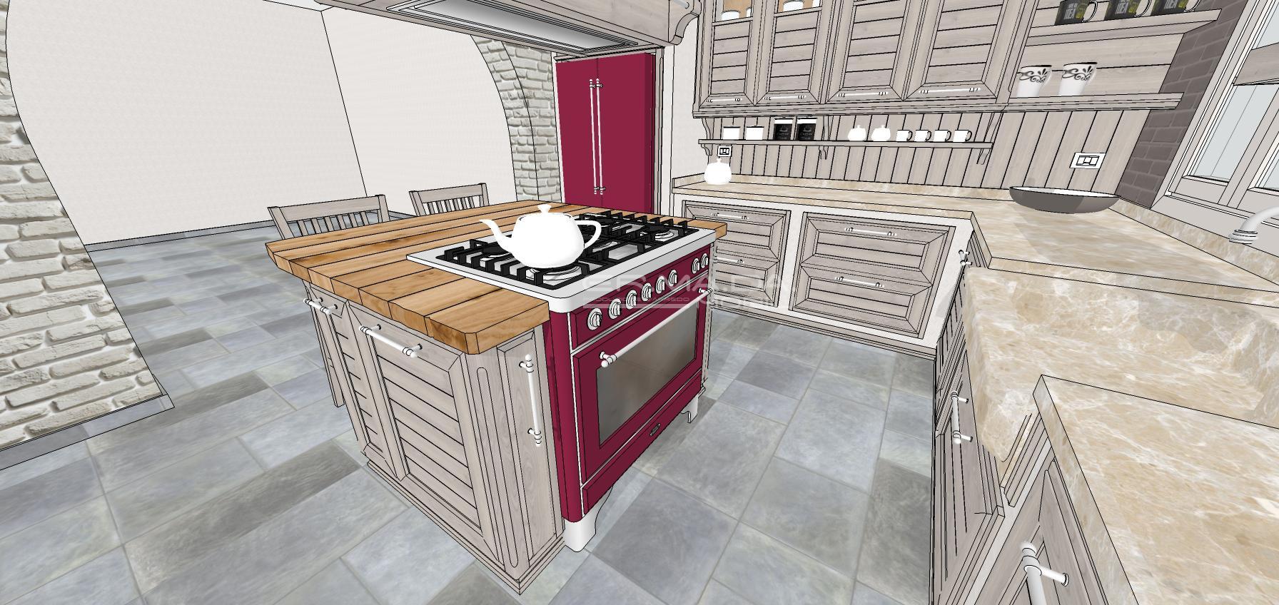 Progetta cucina good progetta cucina with progetta cucina - Progetta la cucina ...