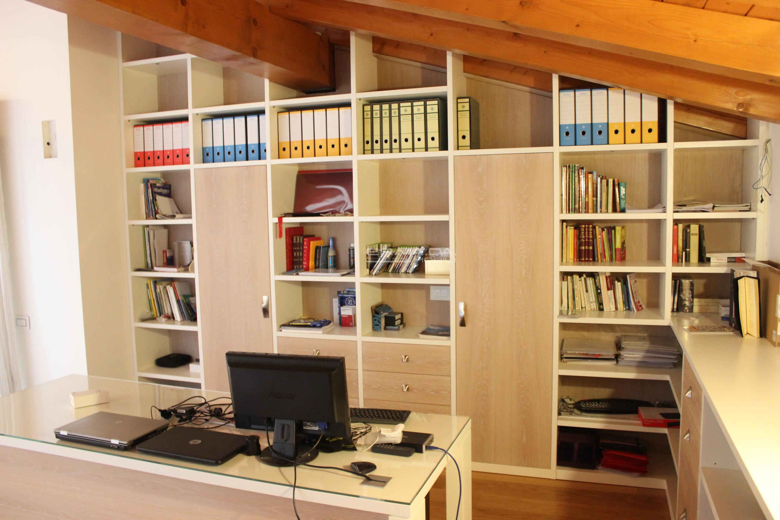 14 libreria studio er ma da mobilificio progetta e for Progetta i tuoi mobili online