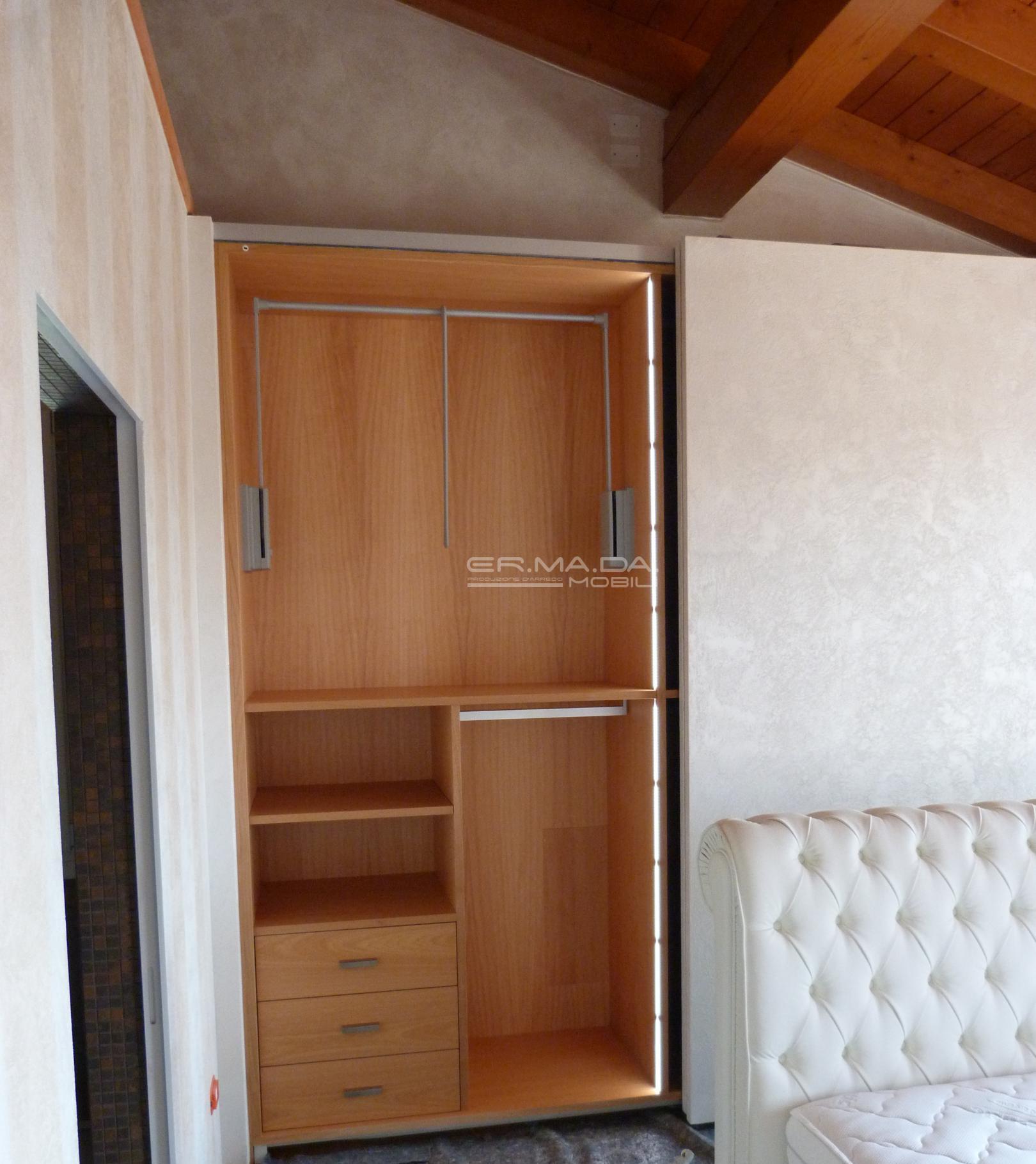 20 camera matrimoniale classica er ma da mobilificio - Camera matrimoniale classica ...