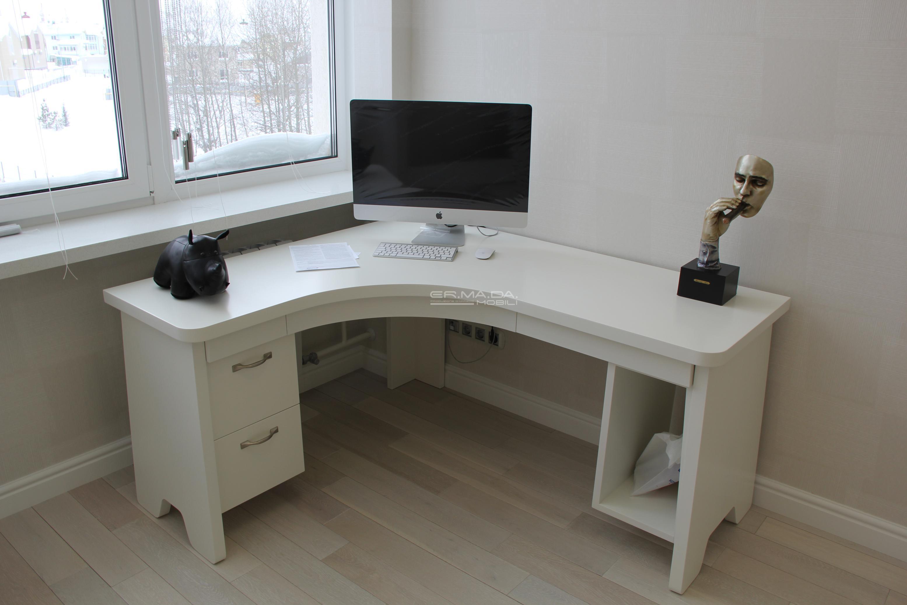15 scrivania studio er ma da mobilificio progetta e for Scrivania studio