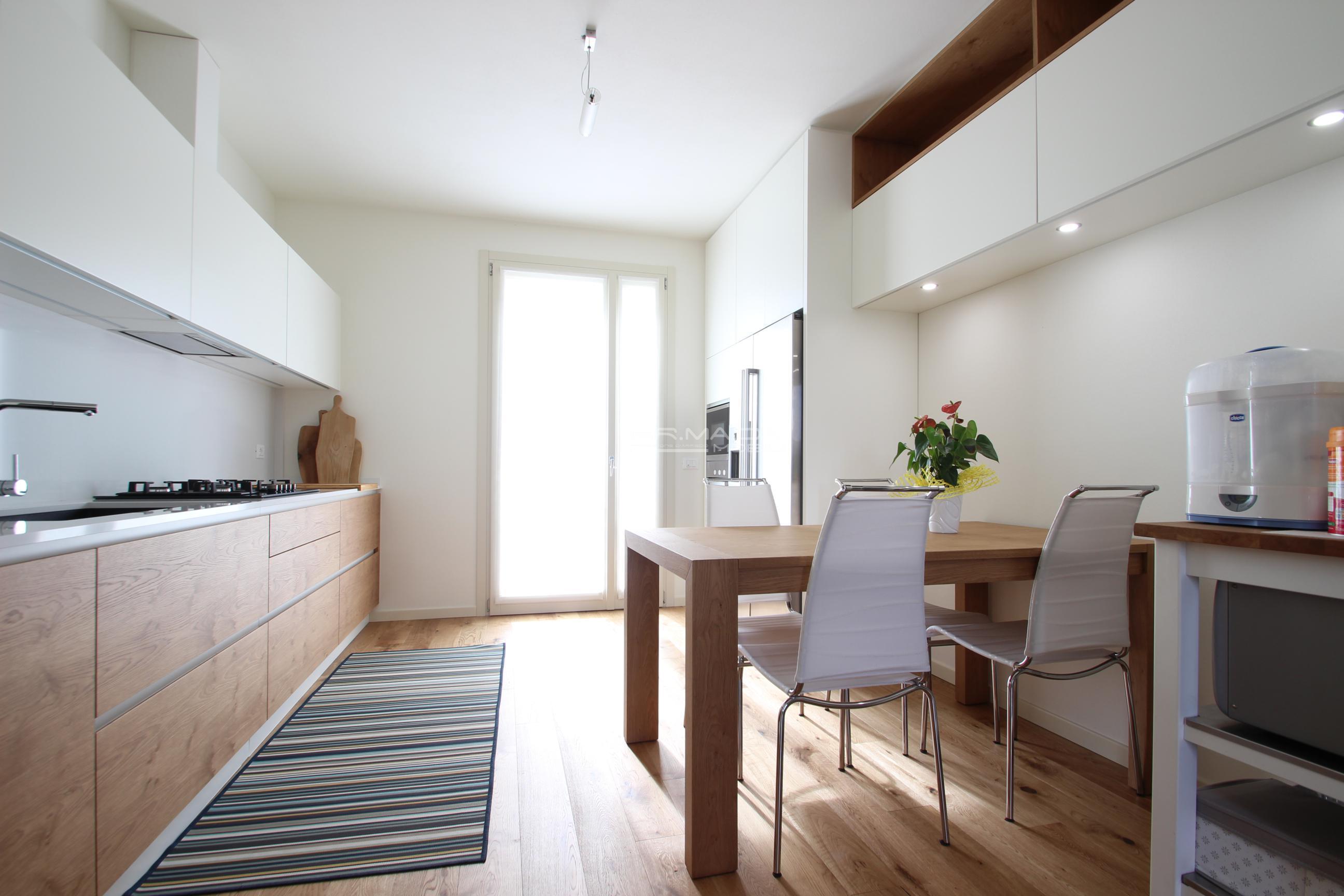 25 Cucina lineare in 2 pareti - ER. MA. DA. Mobilificio - Progetta e ...