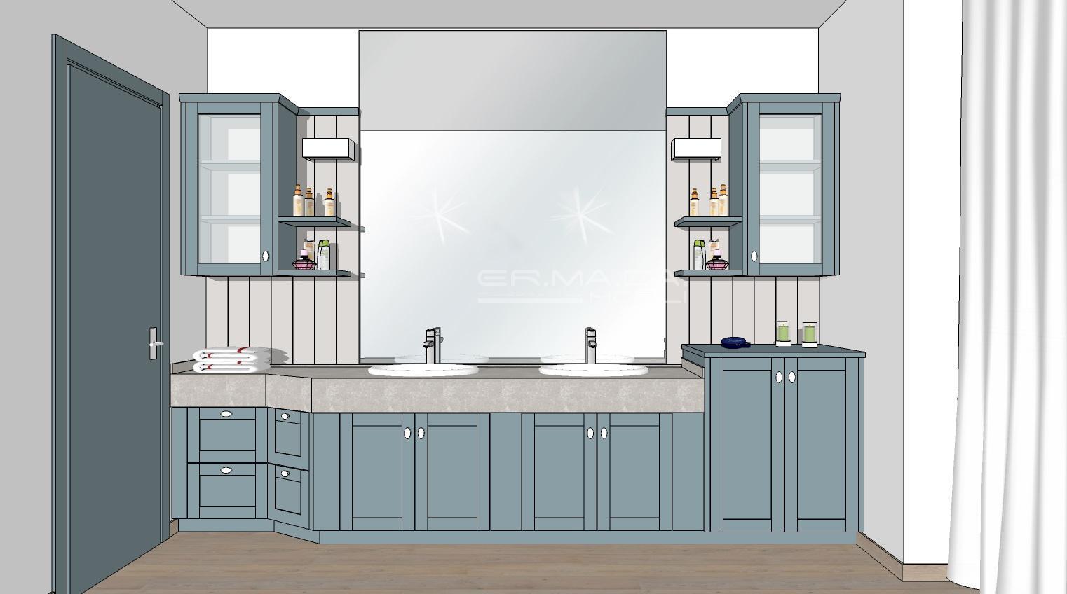 Bagno 5 er ma da mobilificio progetta e costruisce for Progetta i tuoi mobili online